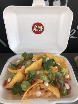 MAC' S Veggie nachos